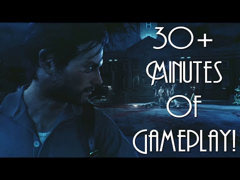 30+ Minutes Of INTENSE The Evil Within 2 Gameplay ON MAX SETTINGS, 60 FPS!