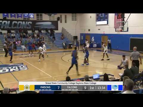 DSC Men's Basketball vs. Snead State Community College