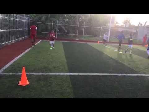 Astros football academy training Ghana 121