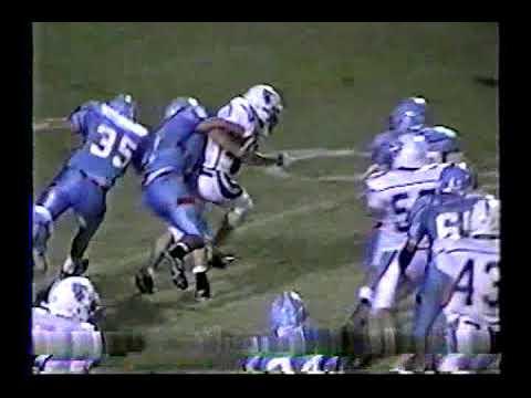 2007 Powell Valley High School Football - Thomas Walker High School Football 10-5-07