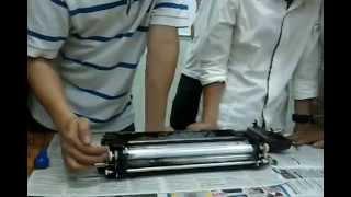 Cấu tạo hộp từ máy Photocopy Toshiba 810