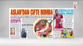 Günün Galatasaray Haberleri (28 Haziran 2016)