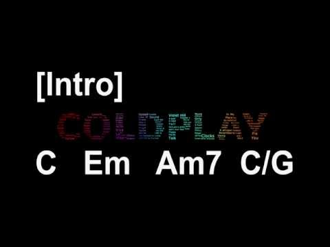 Coldpaly | Fix you | Guitar Chords