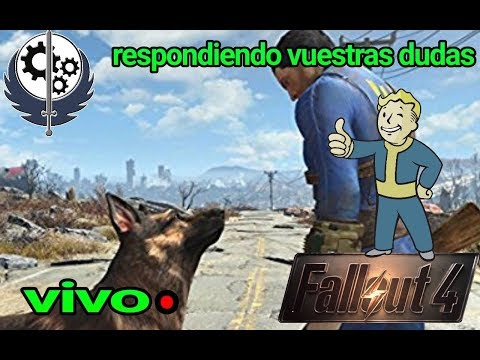 fallout 4-RESPONDIENDO A VUESTRAS DUDAS(Y DESAFIOS) thumbnail