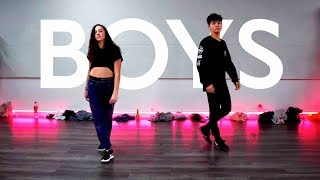 Boys Lizzo Brian Friedman Choreography Kreativ Minds feat Sean LewKaycee Rice