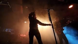 I Was Blind (new song) - Mando Diao live @Reeperbahn Festival in Hamburg 19.09.2019