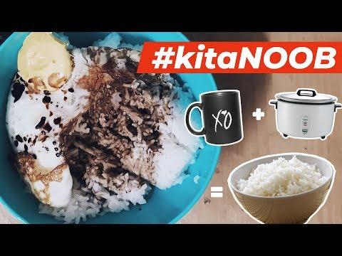 Cara Masak Nasi Untuk 2 Orang