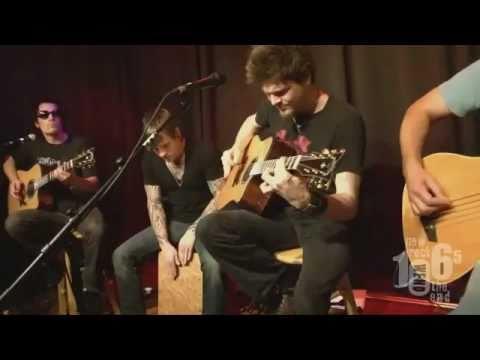 Crossfade  Killing Me Inside Studio Acoustic  2011