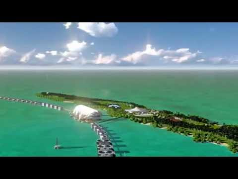 Leonardo DiCaprio to transform his 104-acre island off Belize into a luxury eco-resort with private