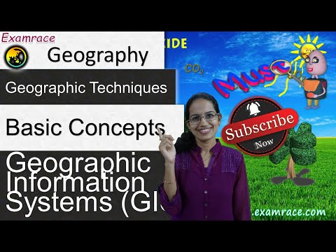 Geographic Information Systems: Fundamentals of Geography