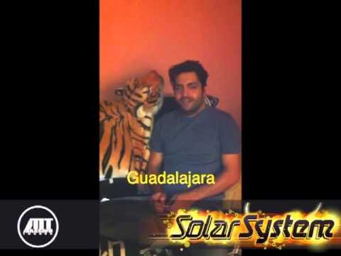 Confirmación SUB 6 @ SOLAR SYSTEM by Massive Trance - Guadalajara 19 Octubre 13