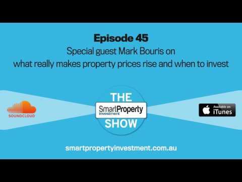 Special guest Mark Bouris on what really makes property prices rise and when to invest