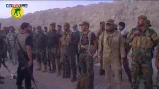 بدء عملية استعادة الأنبار من داعش