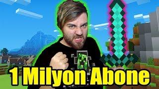 Video 😱1 Milyon Abonelik Son !!! - Minecraft Hayran Haritası download MP3, 3GP, MP4, WEBM, AVI, FLV Desember 2017
