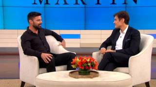 Ricky Martin Talks About His Kids