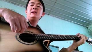 Toi tinh - guitar
