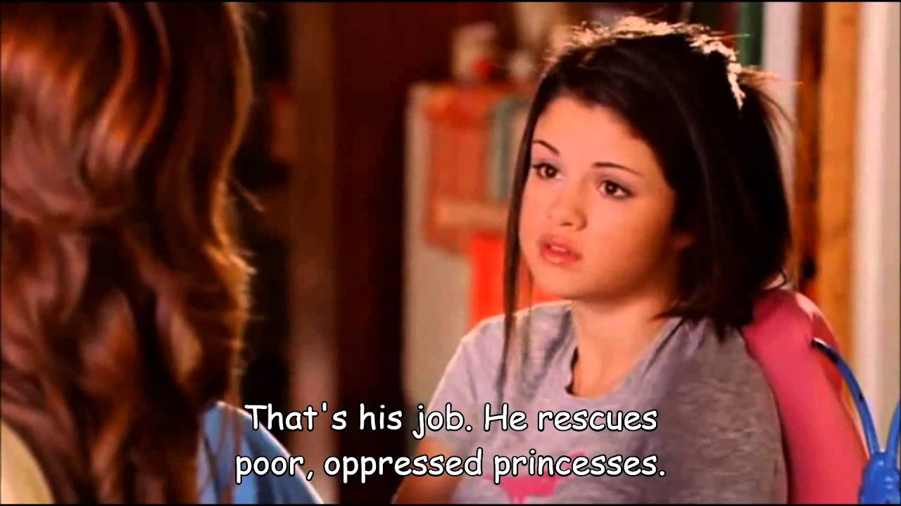 Princess Protection Program Subbed Clip (Carter & Rosie ...