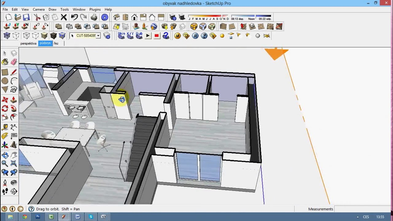 Section Cut Face Plugin for Sketchup | Sketchup Plugin