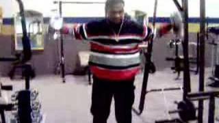 Stephan (Kanye) workout plan