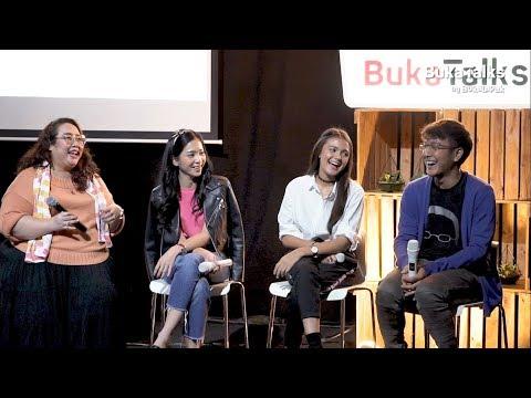 The Perfect Husband Cast & Crew - Adaptasi & Ekspektasi Film Indonesia | BukaTalks