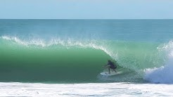 SOLID FLORIDA BARRELS at SEBASTAIN INLET