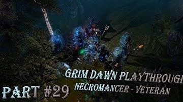 Grim Dawn [Necro] #29: Verlorene Geheimnisse – geheime Akten im Archiv
