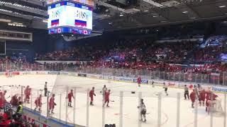 МЧМ-2020 Россия-Канада 60 Острава 28.12.2019