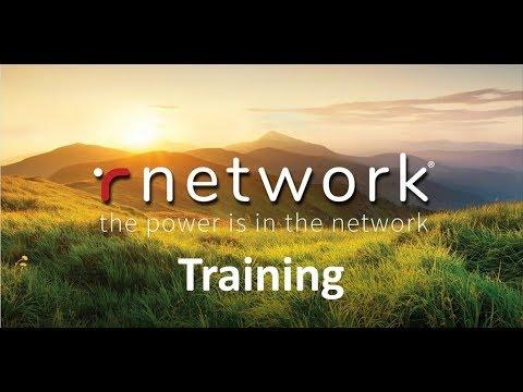 RNetwork Prospect And Member Training From Master Member John Johnson