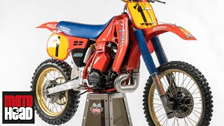 Download Lagu Ultimate 2-stroke 500: Dave Thorpe talks about his 1986 factory Honda RC500M mp3