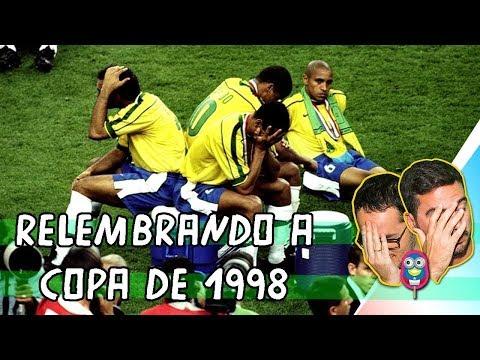 Relembrando a Copa do Mundo de 1998