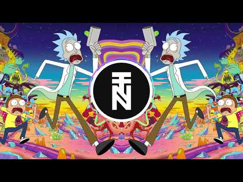 Rick & Morty THEME SONG (Override Trap Remix)