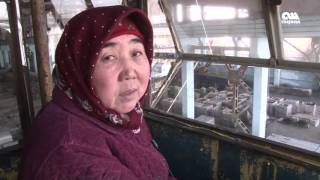 Кран айдаган аялдар 20.12.16 #ОшПирим