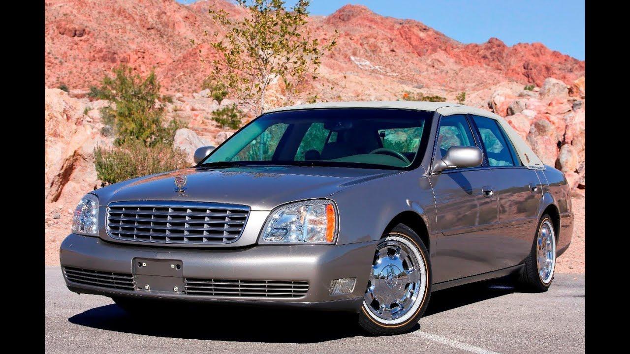 2004 Cadillac Deville Carriage & Vogues -Test Drive - Viva Las Vegas