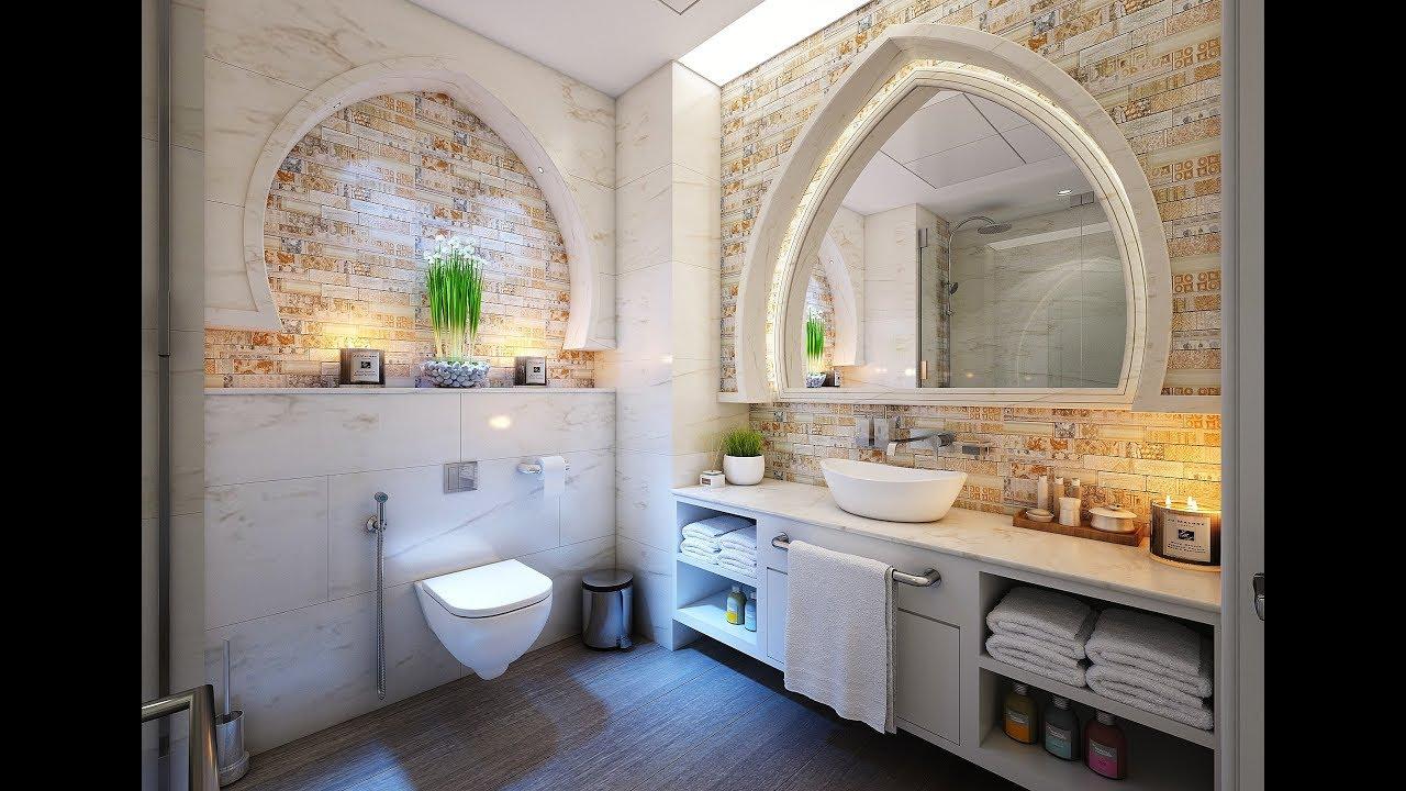 Bathroom Design Wall Panels Instead