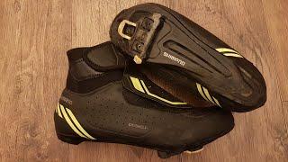 Shimano RW5 Winter boot review