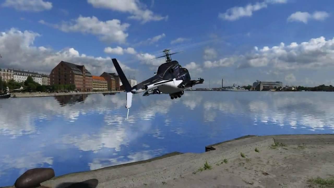 Phoenix Flight Simulator with DX5e