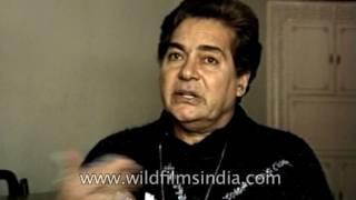 Salman Khan's father: Salim Khan, Indian actor