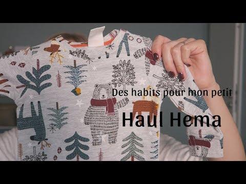 Haul HEMA: des habits pour mon petit