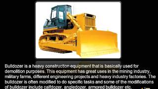 Types of Heavy Construction Equipment - HD 720-P