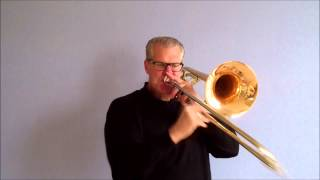 Bass Trombone Technique: Low Range Development