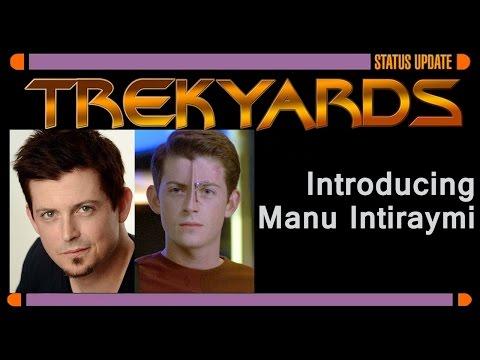 Introducing Manu Intiraymi (Icheb - ST Voyager)