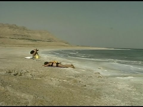 Israel: Dead Sea Spa Treatments