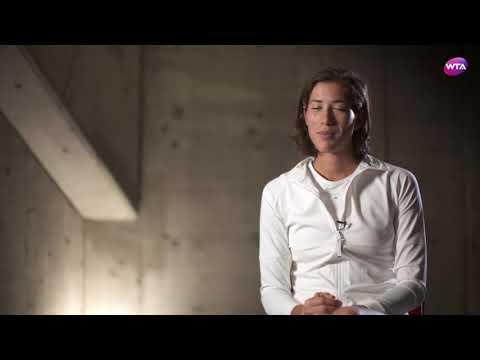 2017 Toray Pan Pacific Open Pre-Tournament Interview | Garbiñe Muguruza