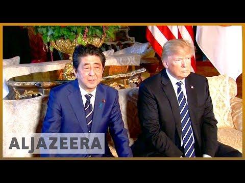 🇺🇸 🇯🇵 US-Japan talks under way in Florida | Al Jazeera English
