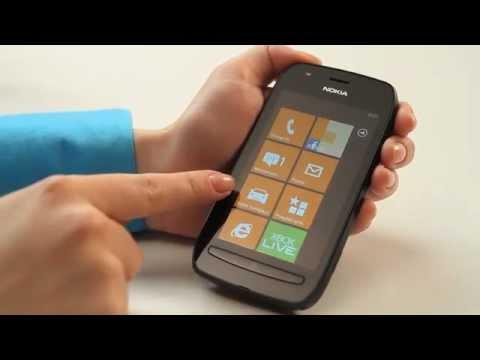 Nokia Lumia 710 - przewodnik użytkownika