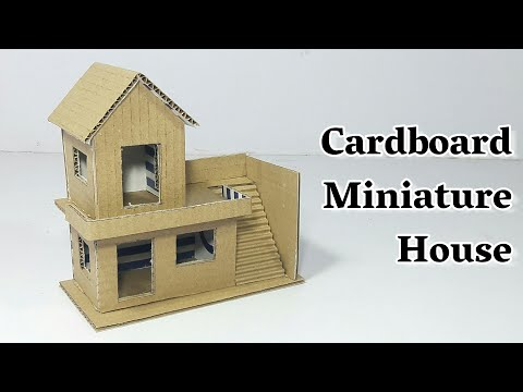 how-to-make-a-cardboard-house-|-best-out-of-waste-house-|-cardboard-house-for-diwali