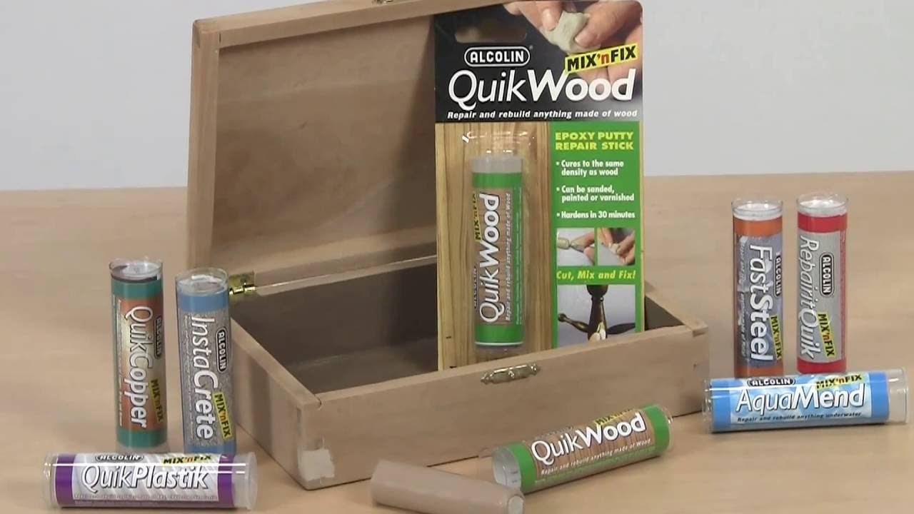 QuikCopper | Epoxy Adhesives | DIY Products | Alcolin