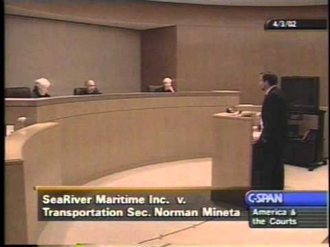 SeaRiver Maritime Inc. v. Norman Mineta
