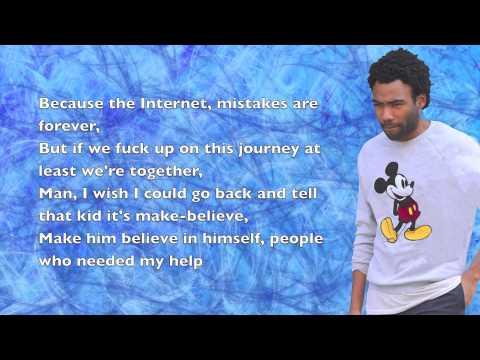 Childish Gambino - Life: The Biggest Troll (Andrew Auernheimer) - Lyrics