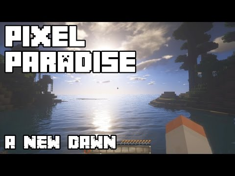 ASMR Gaming Whisper: Minecraft Pixel Paradise - A New Dawn